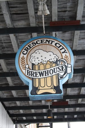 Crescent City Brewhouse : no ad.