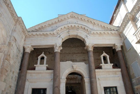 palace of diocletian - photo #31