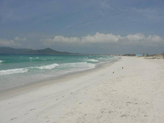 Pousada Laguna: playa de Cabo frio