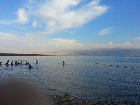 Kalia Kibbutz : The beach