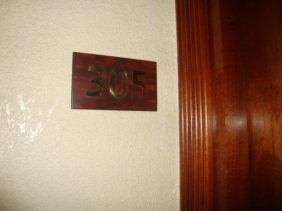 Zahrat al Jabal : Our Room