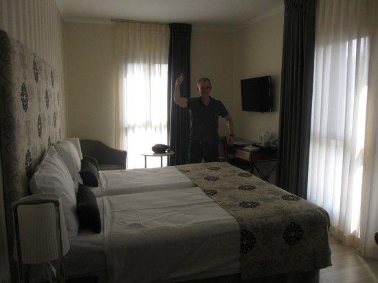 Eldan Hotel: Room 506