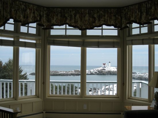 ViewPoint: Suite #104 and the view of Nubble Light