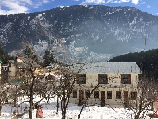 Snow Valley Resorts: View from Hotel