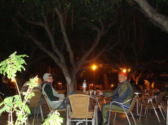 Hotel Balima : Outdoor Coffeeshop