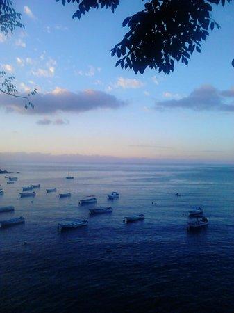 MiraMar Yelapa: Vista de la Terraza