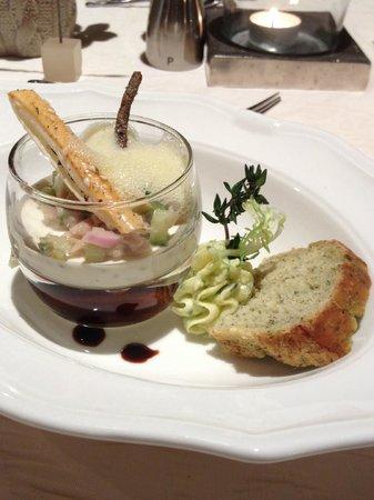 Aktiv & Spa Hotel Alpenrose: Restaurant