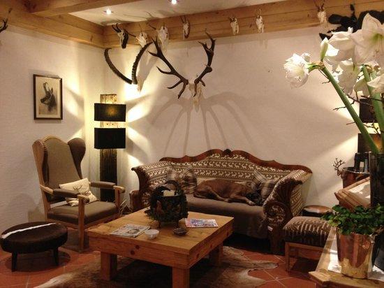 Aktiv & Spa Hotel Alpenrose: Accueil
