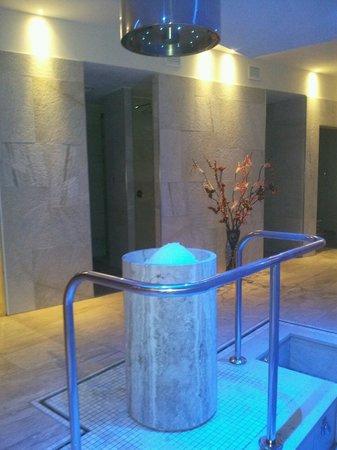 Hotel Regina delle Alpi: ...un pezzo della Spa!