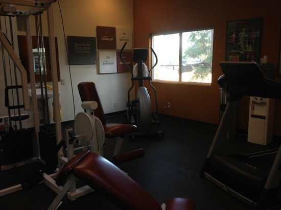 Comfort Suites Huntington Beach: Gym