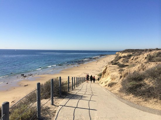 how to get to crystal cove state park