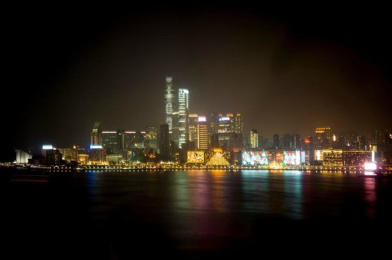 Harbour Grand Hong Kong: The View