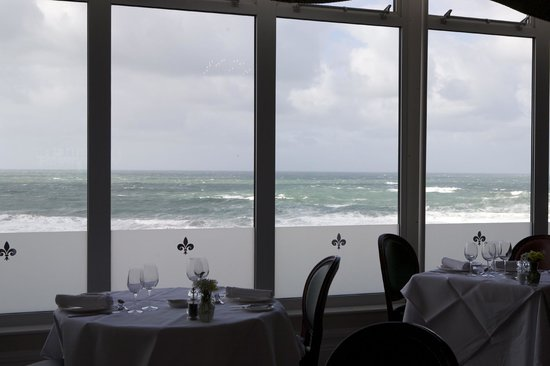 The Headland Hotel & Spa - Newquay: View From Dinning Room