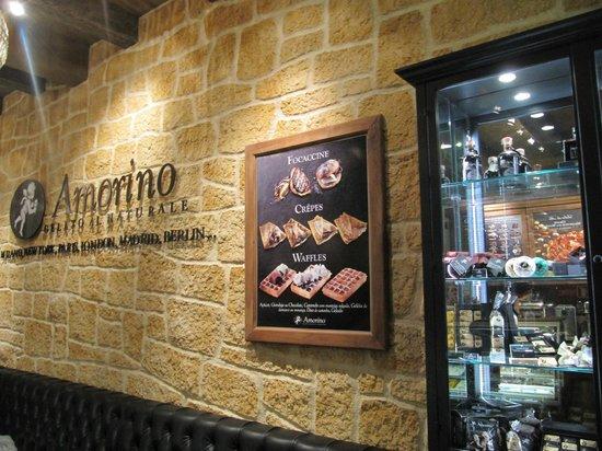 Amorino Baixa : кафе