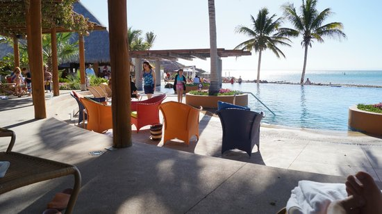 CostaBaja Resort & Spa : Club de playa