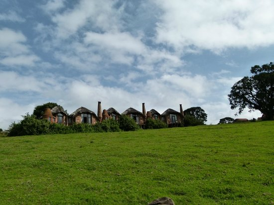 andBeyond Ngorongoro Crater Lodge: PANORAMICA DEL HOTEL