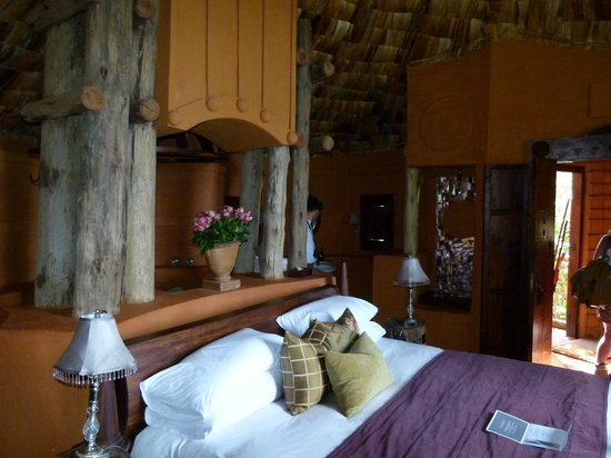 andBeyond Ngorongoro Crater Lodge : HABITACION
