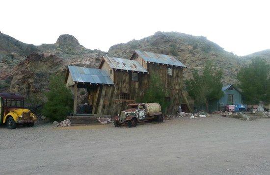 Eldorado Canyon Mine Tours: Nelson, NV