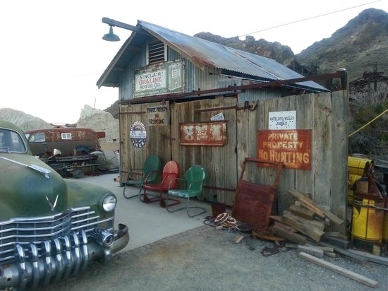 Eldorado Canyon Mine Tours: Nelson, NV ~  Silver Mining Community