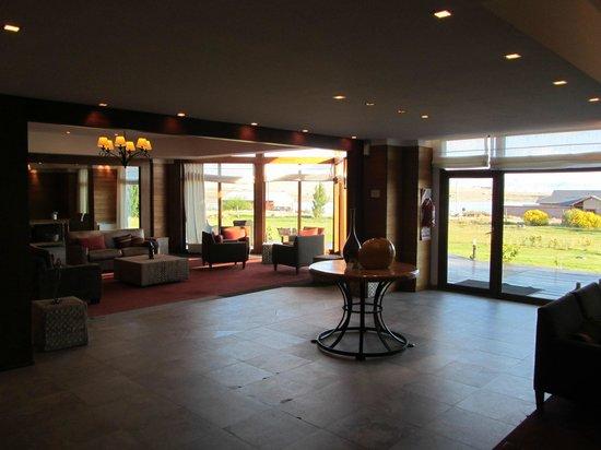 Rochester Hotel Calafate: lobby