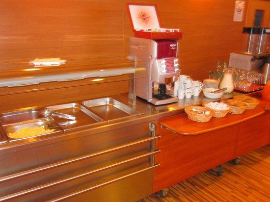Hotel Sorea Regia: Fruehstueckbuffet