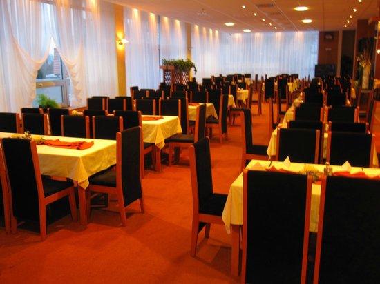 Hotel SOREA REGIA: Restaurant