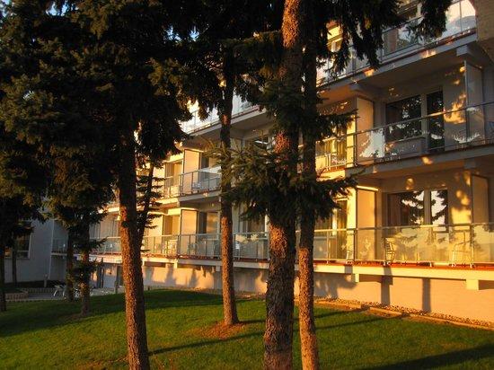 Hotel Sorea Regia: Aussicht vom Balkon