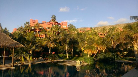 Asia Gardens Hotel & Thai Spa, a Royal Hideaway Hotel : Jardín