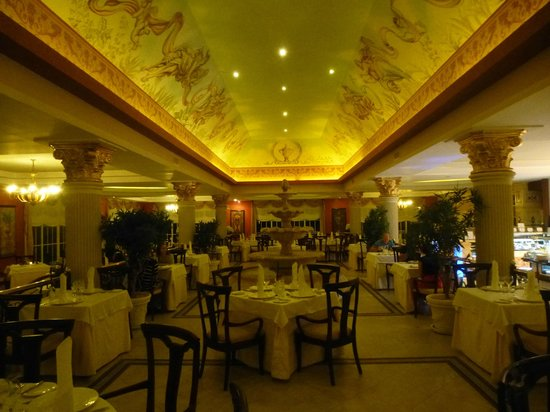 Luxury Bahia Principe Esmeralda Don Pablo Collection: Gorgeous, romantic Bella Restaurante
