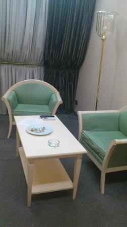 Author Boutique Hotel: Приятный колор  мебели