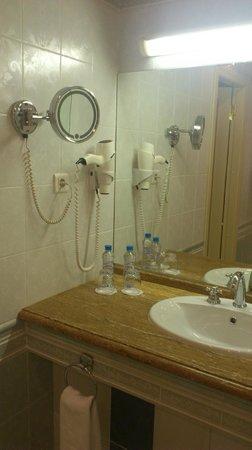 Author Boutique Hotel: Все необходимые аксессуары для ванной комнаты в наличии