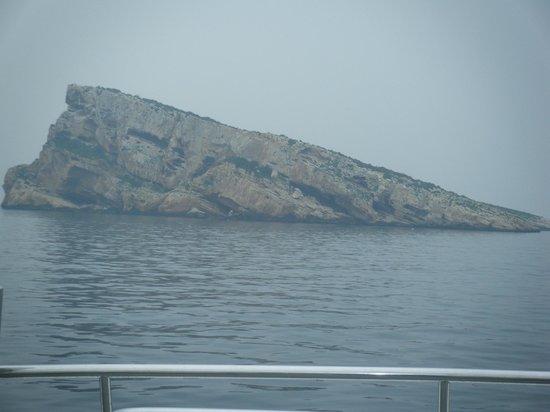 Isla de Benidorm (L'illa de Benidorm): Isla de Benidorm