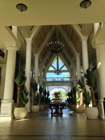 The Residence Mauritius : -