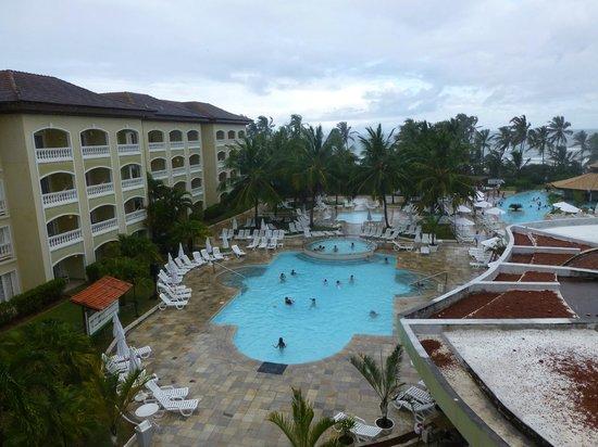 Sauipe Resorts : Vista desde la ventana de la habitación