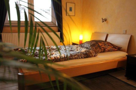 Kunstsalon Bremen: Suite Schlafzimmer