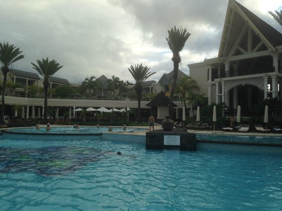 The Residence Mauritius: -