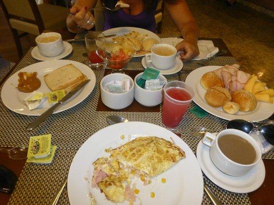 Sauipe Resorts : Desayuno