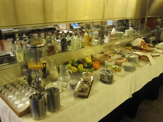 Hotel National AG : Fruehstueckbuffet