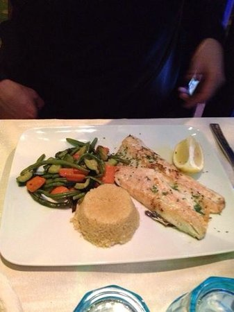 Marcello Restaurant, Winery & Store : Seabass