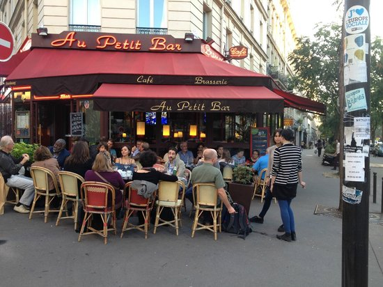 le petit bar paris restaurant reviews phone number photos tripadvisor. Black Bedroom Furniture Sets. Home Design Ideas
