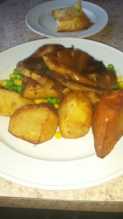 Springlands Tavern & Restaurant : Roast