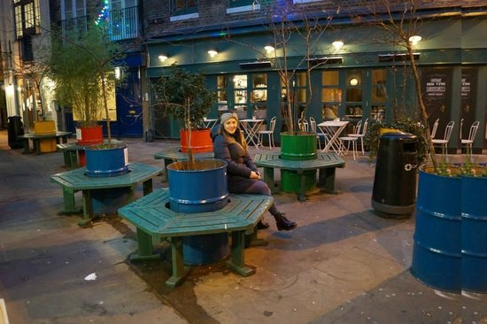 Neal's Yard: meraviglia