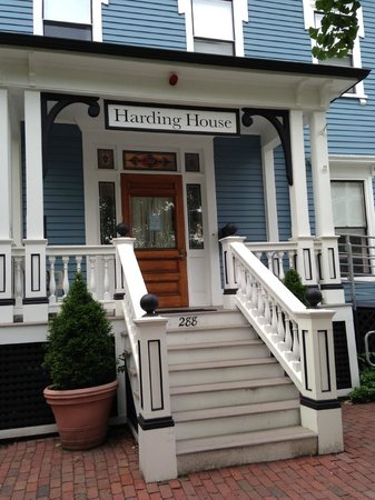 Harding House : Welcome!