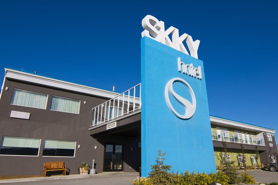 SKKY Hotel: Exterior