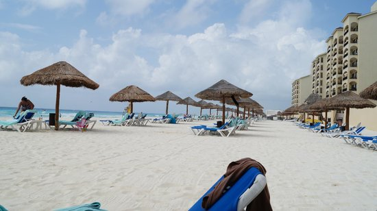 The Royal Caribbean: Playa