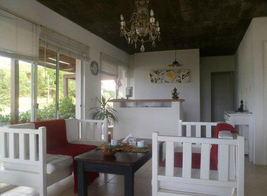 Posada Kryon: La zona de estar