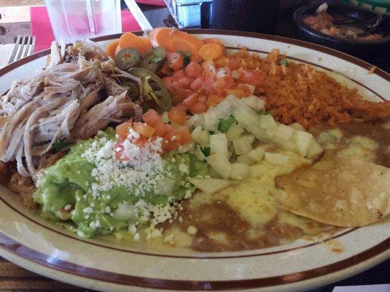 La Siesta Restaurant: Delicioso
