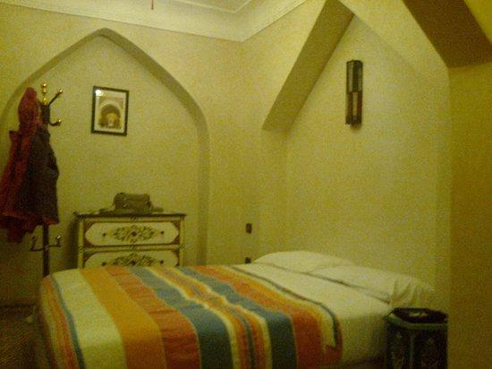 Riad Casa Sophia : Camera tripla molto suggestiva
