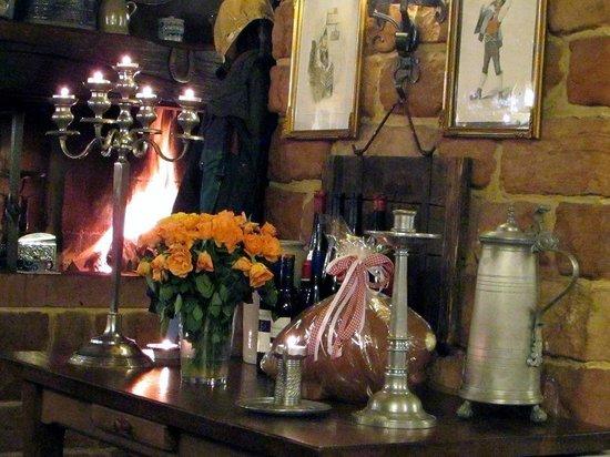 Burgschänke: Main Dinning Room