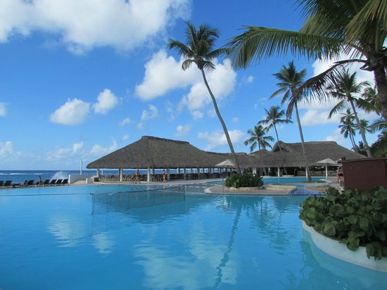 Viva Wyndham Dominicus Palace: Piscina Beach